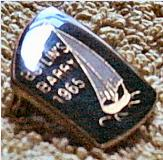 Reproduction 1965 Barry Island Badge